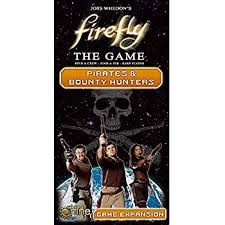 Firefly The Game Pirates and Bounty Hunters Expansion Image