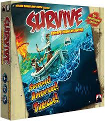Survive Escape From Atlantis Image