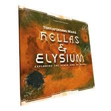 Terraforming Mars Hellas & Elysium Expansion Image