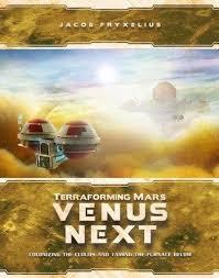 Terraforming Mars Venus Next Expansion Image