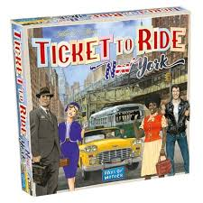 Ticket to Ride New York Image