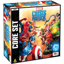 Marvel Crisis Protocol Miniatures Game Core Set Image