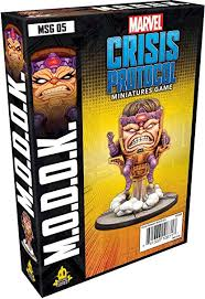 Marvel Crisis Protocol Miniatures Game M.O.D.O.K. Image