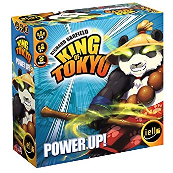 King of Toyo: Power Up Expansion Image