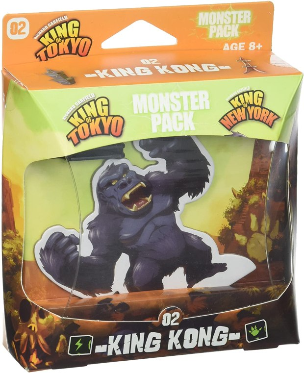 King of Tokyo King Kong Monster Pack Image