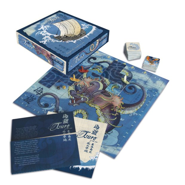 Tsuro of the Seas Image