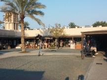 The Souq area