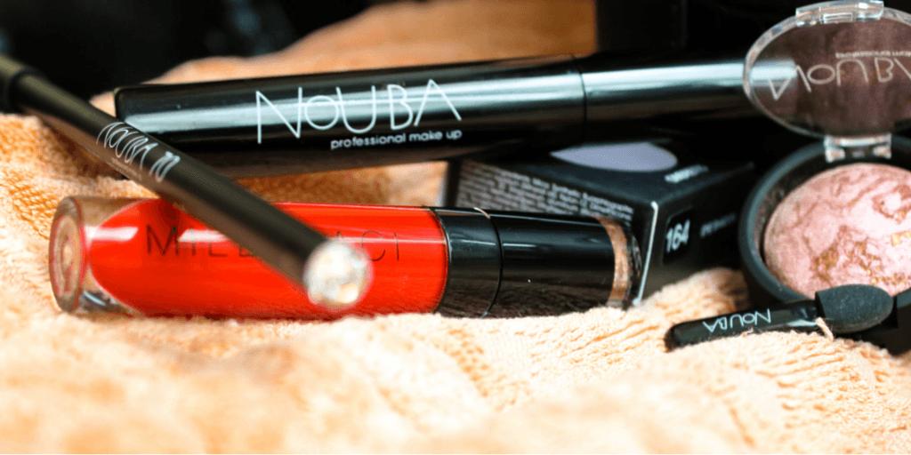 Summer Friendly Makeup: Nouba Cosmetics Review