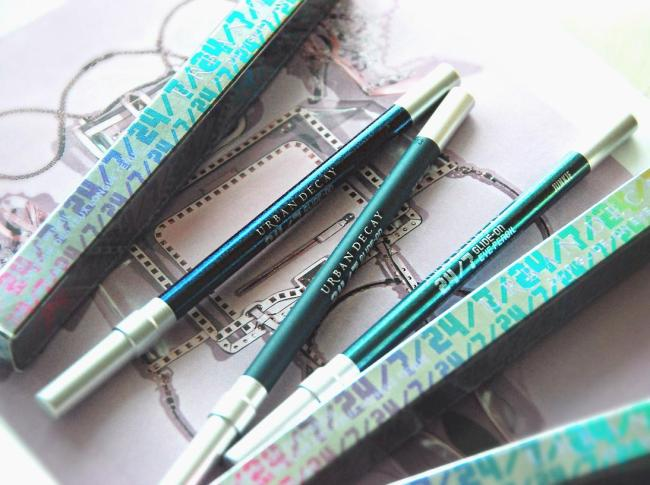 Urban Decay 24/7 Glide On Eye Pencils