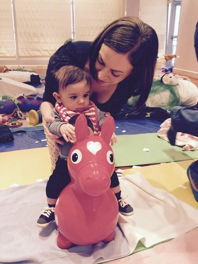 Baby Sensory Christmas Event