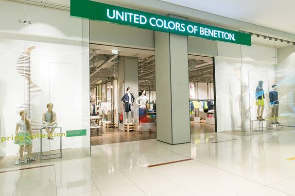 The Dubai Mall Benetton store - Level 1