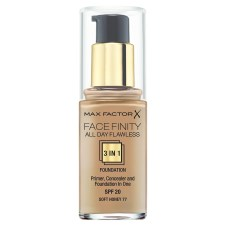 Max Factor Face Finity All Day Flawless 3 In 1 Foundation_AED 98