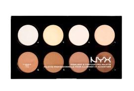NYX contour palette_AED 145