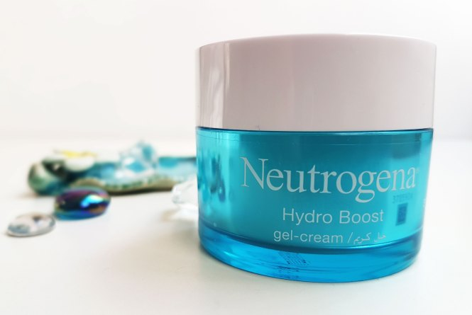 Neutrogena Hydro Gel Cream Review