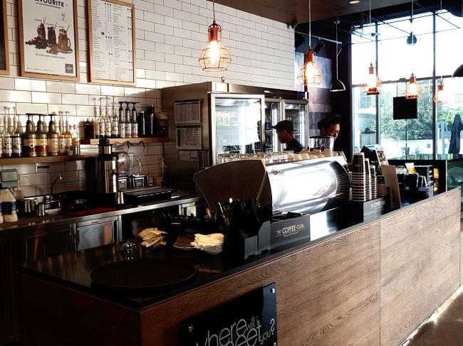 The Coffee Club, Wasl Vita