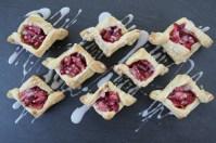 Strawberry Pastry - Slice of Honey Blog