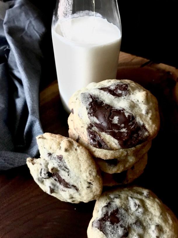 Soft Batch Chocolate Chip Cookies - Slice Of Honey Blog