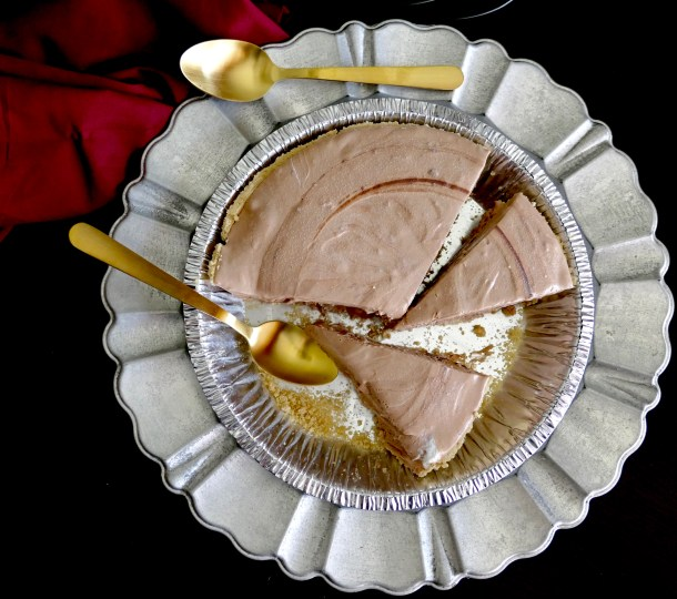 Hazelnut Icebox Pie - Slice Of Honey Blog