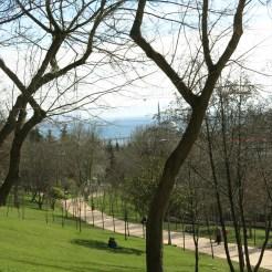 View from Maçka Demokrası Parkı