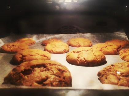 Daim Cookies, småkager med daim marabou