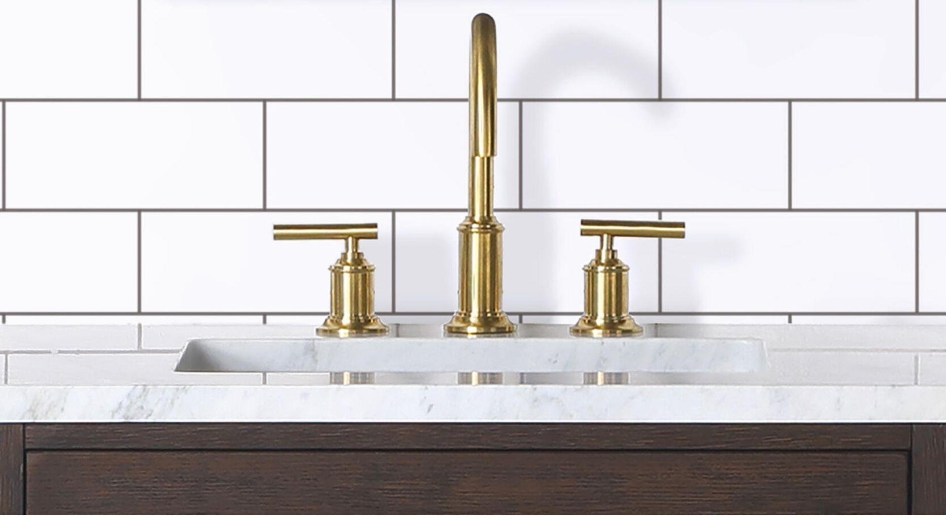 gold bathroom faucet design sale 2021
