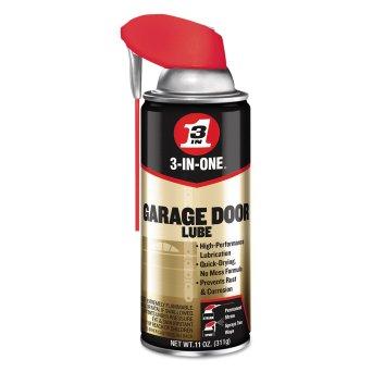 3-IN-ONE 100584 Professional Garage Door Lubricant Spray 11 oz (Pack of 1)