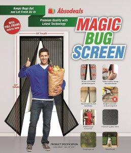 Magic Bug screen