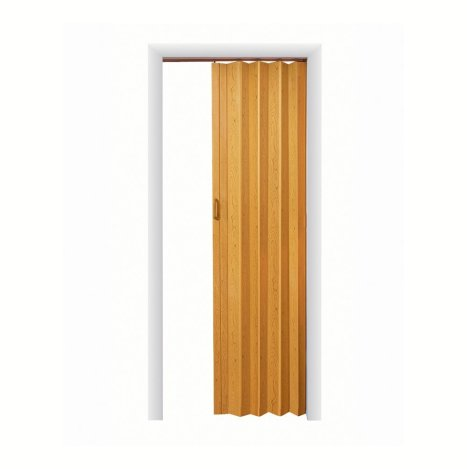 Spectrum EX4896K Express One Accordion Folding Door, 48 x 96-Inch, Oak, Accordion doors