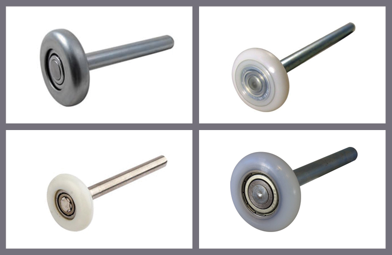 Fehr Bros 6200Z Precision Sealed Bearing Garage Door Rollers 10 Piece