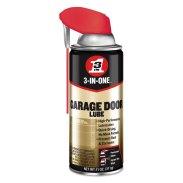 best lubriants for garage door hinges