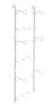 ClosetMaid 97537 Adjustable Wall & Door Hanging Organizer