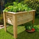 10 Raised Garden Bed Plans For Seniors Slick Garden
