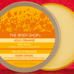 The Body Shop FREE Jolly Orange Body Butter+FREE Shipping when you purchase ANY item!