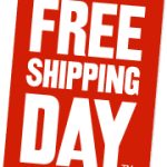 FREE Shipping Day is Today!
