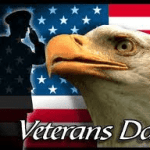 HUGE List of Veterans Day FREEBIES!!