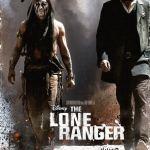 The Lone Ranger Opens July 3 #LoneRanger
