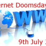Internet Shutdown July 9,2012