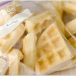 Frozen Waffles Recipe  -Make Ahead Meals