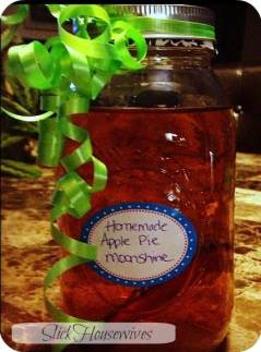 Apple Pie Moonshine Recipe