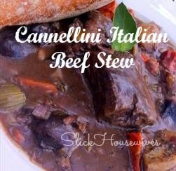 Cannellini Italian Beef Stew Recipe