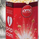 FREE Small Popcorn at AMC Theatres