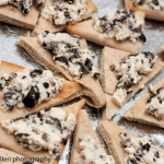 Olive and Feta Pita Chips Recipe