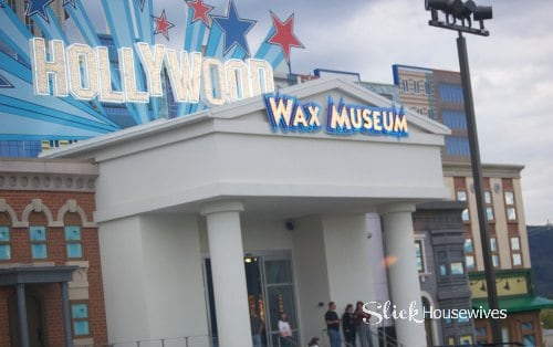 Hollywood Wax Museum, Castle of Chaos & Hanna's Maze of Mirrors