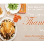 Join Me For The Ultimate Thanksgiving Twitter Party on 11/25