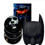 Batman: The Dark Knight (Special Edition Batman Mask Packaging & 2 DVDs) $6.98
