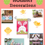 Easter Holiday Decorations