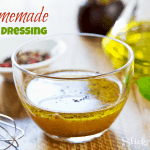 Healthy Cooking Tips: Homemade Salad Dressings Recipe