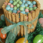 Easy Easter Basket Cake Recipe