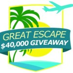 NEW Nutrisystem contest—you could win $10,000 or be swept away to a photo shoot on the beach! #GreatEscapeGiveaway