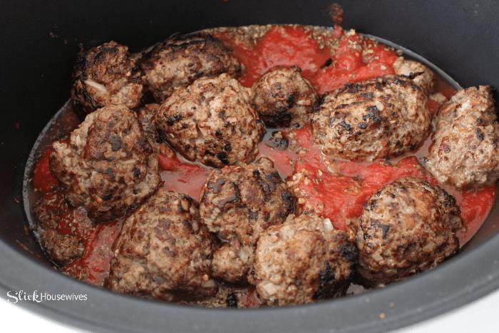 crockpot meatballs 2